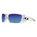 Oakley OO9096 OIH Fuel Cell Rectangular Sunglasses, Clear