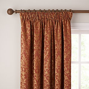 Kensington Pencil Pleat Curtains,