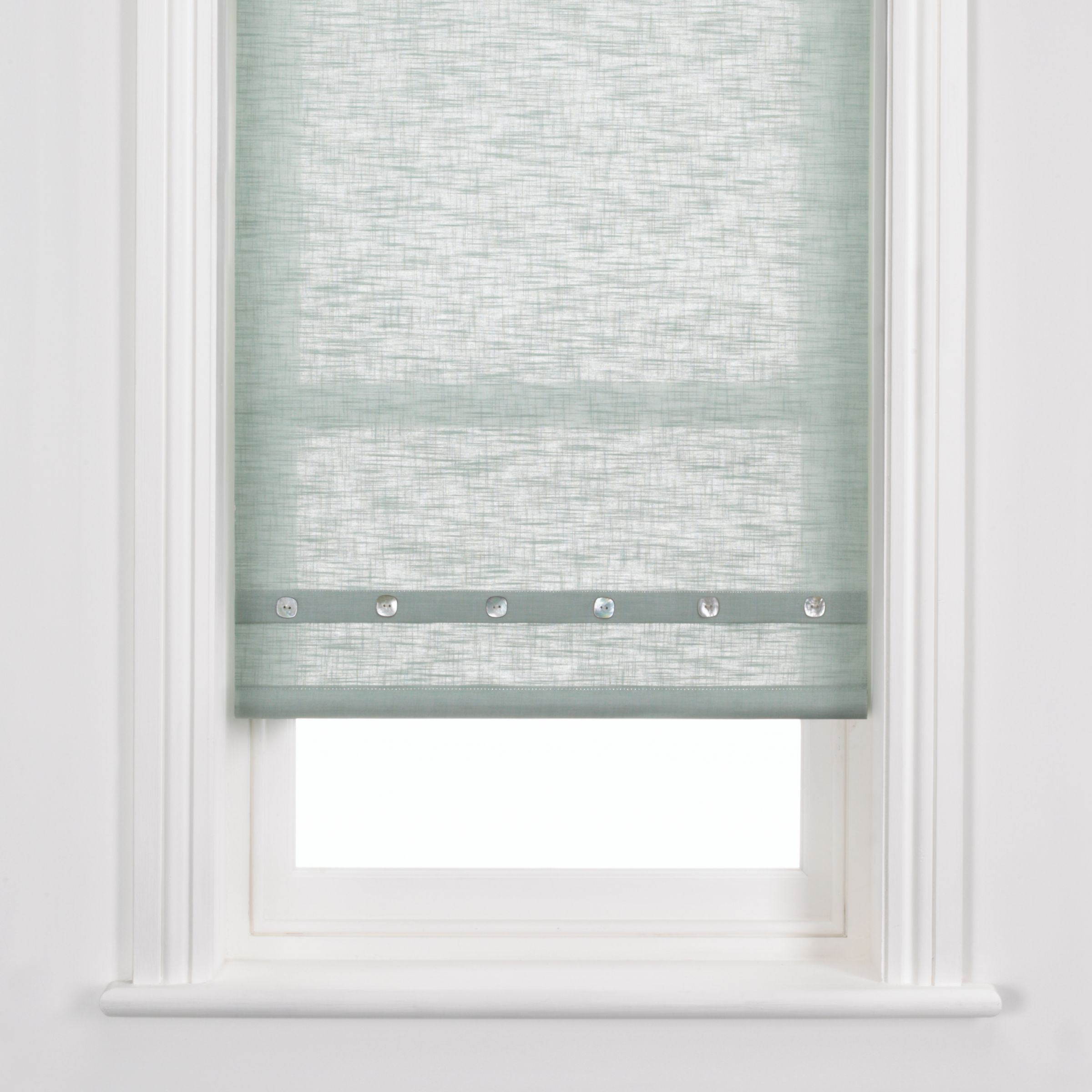 Brompton Roller Blinds, Mineral