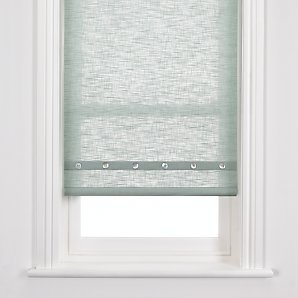 Brompton Roller Blind, Mineral, W91cm