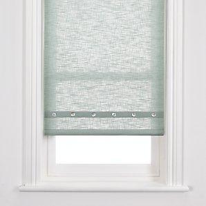 John Lewis Brompton Roller Blind, Mineral, W122cm