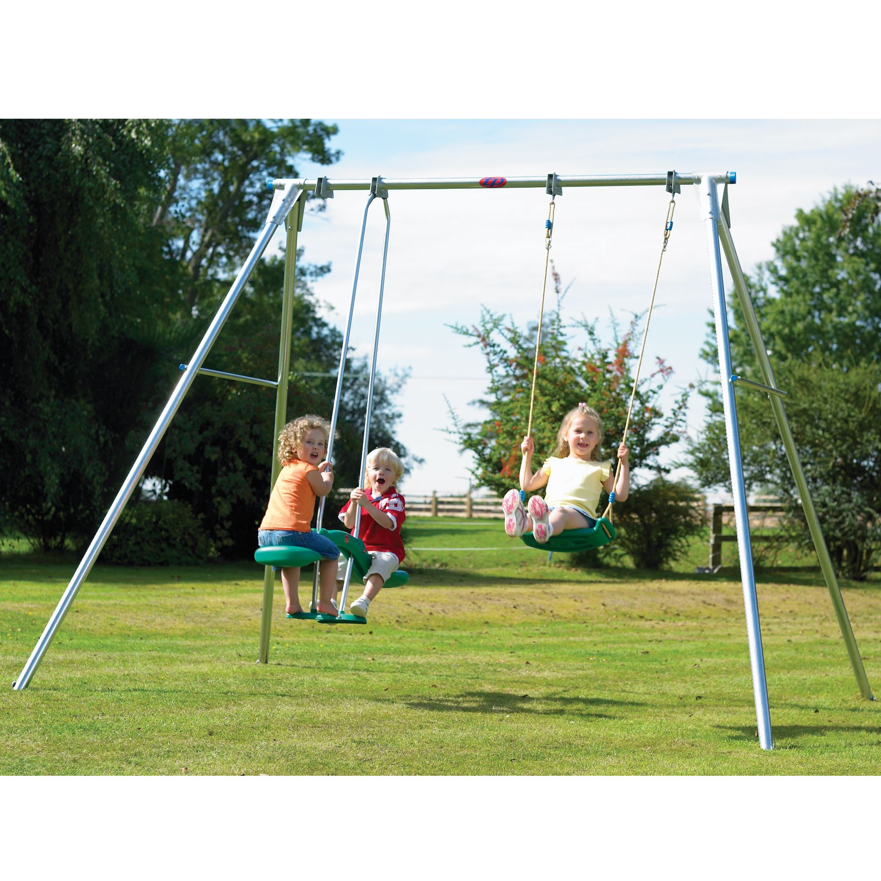 TP Double Giant Swing Set