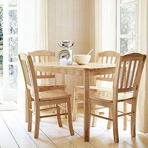 John Lewis Carrie Table & Chairs