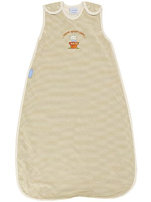 Grobag Baby Sleeping Bag, Ecru, 1 Tog, 18-36 Months