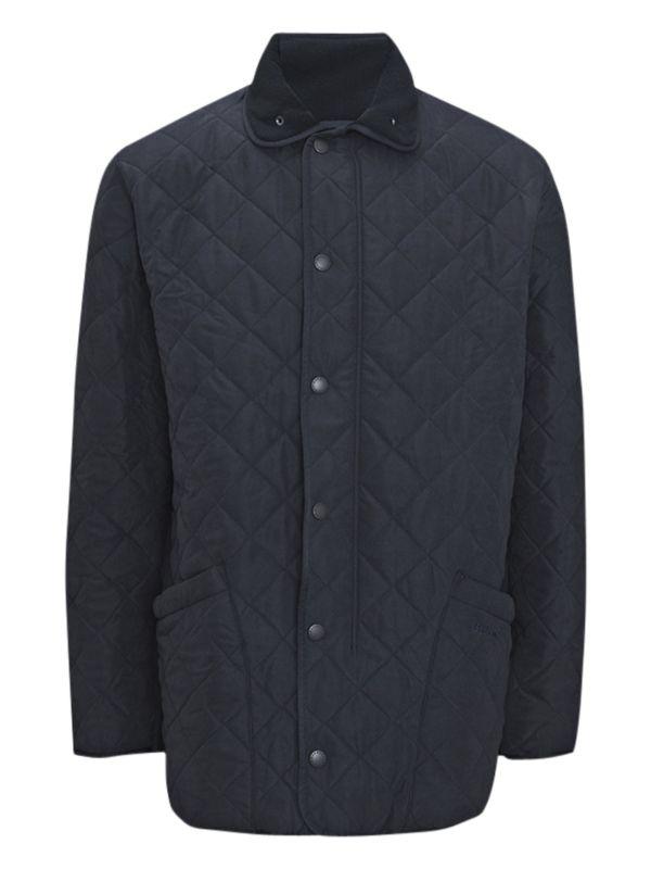 Barbour Polarquilt Jacket, Navy
