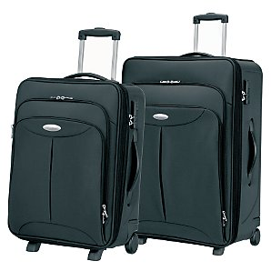 Samsonite Cordoba Trolley Case, Grey, Medium