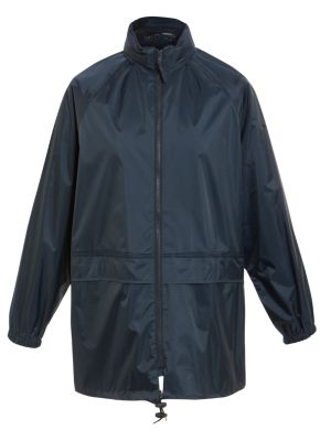John Lewis Rain Jacket, Navy