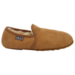 Just Sheepskin Garrick Slippers, Chestnut