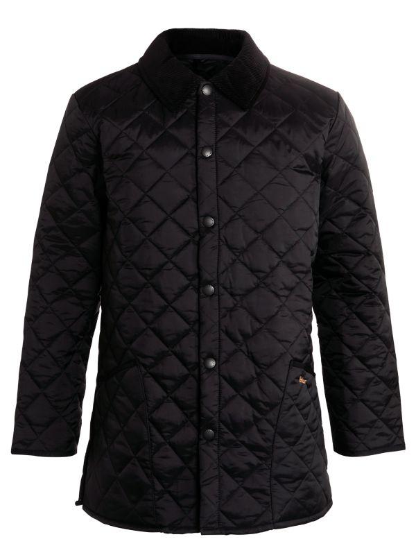 Barbour Liddesdale Jacket, Black