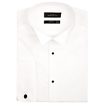 John Lewis Marcello Point Wing Collar Double Cuff Dress Shirt