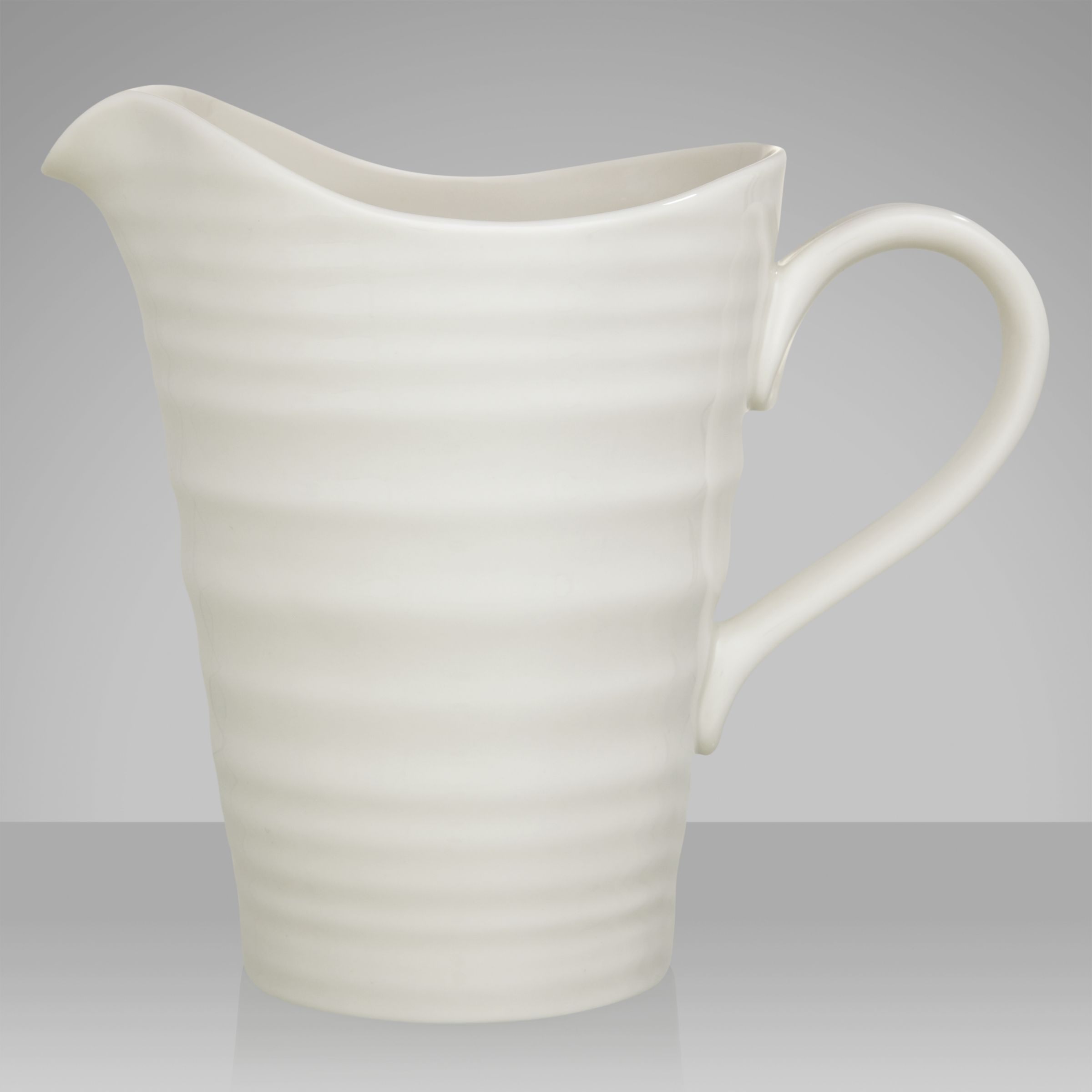 Sophie Conran for Portmeirion Pitchers, White