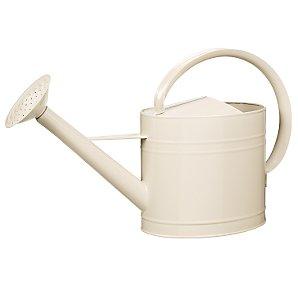 John Lewis Mini Watering Can, Bone, 0.5L