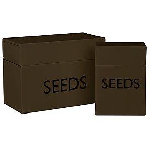 John Lewis Seed Box, Peat, Large