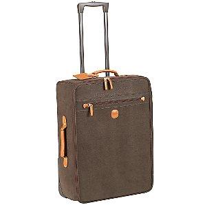 Bric's Life Trolley Cases, Olive, Medium