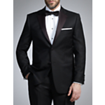 John Lewis Dallas Dress Suit, Black