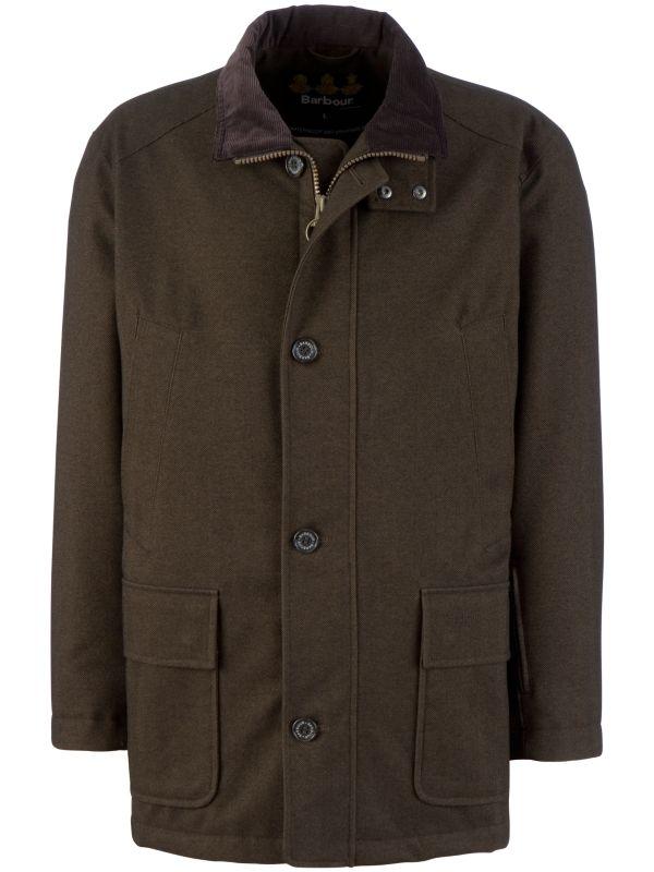 Barbour Challenger Waterproof Jacket, Olive