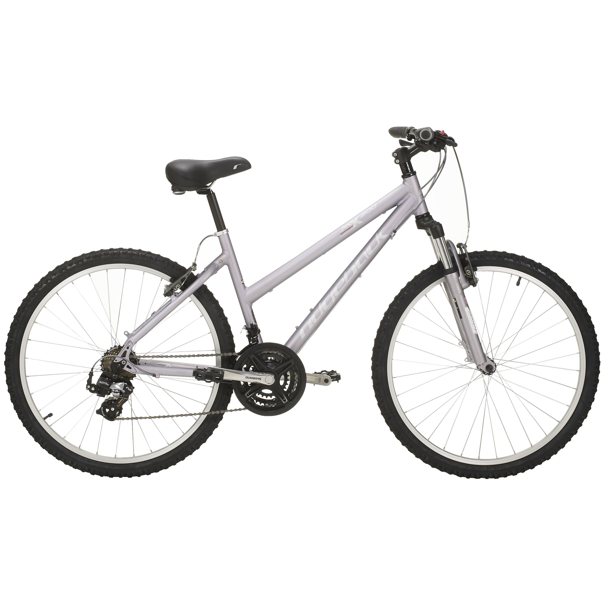 MX200 Womens Mountain Bike, Silver
