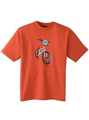 Dennis T-Shirt, Rust, 15-16