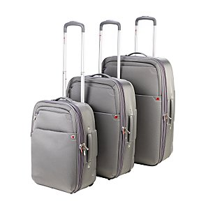 Wenger Montreux Trolley Cases, Grey, Large