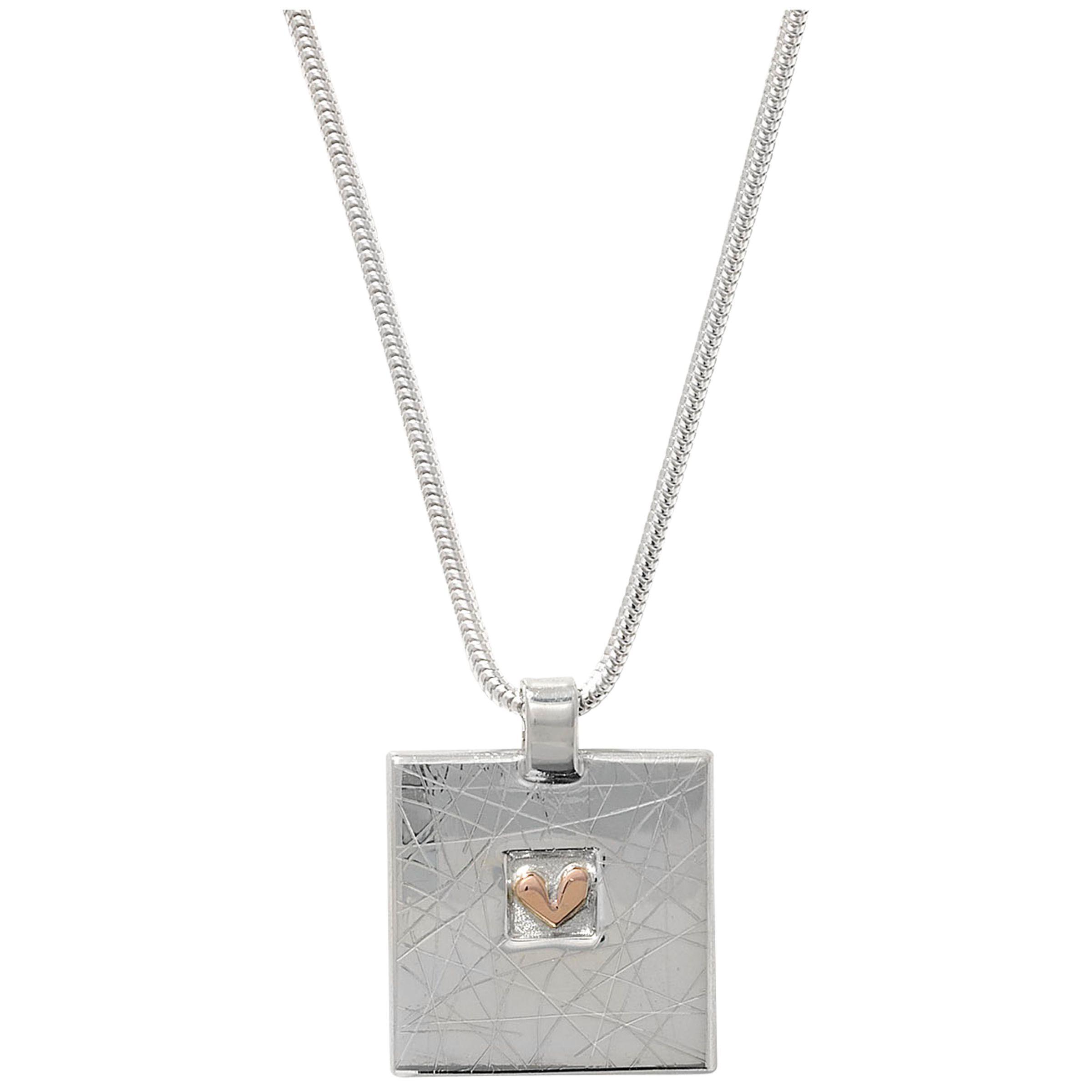 Linda Macdonald Heart Necklace