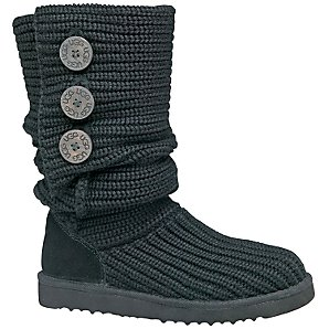 UGG Classic Cardy Boots, Black