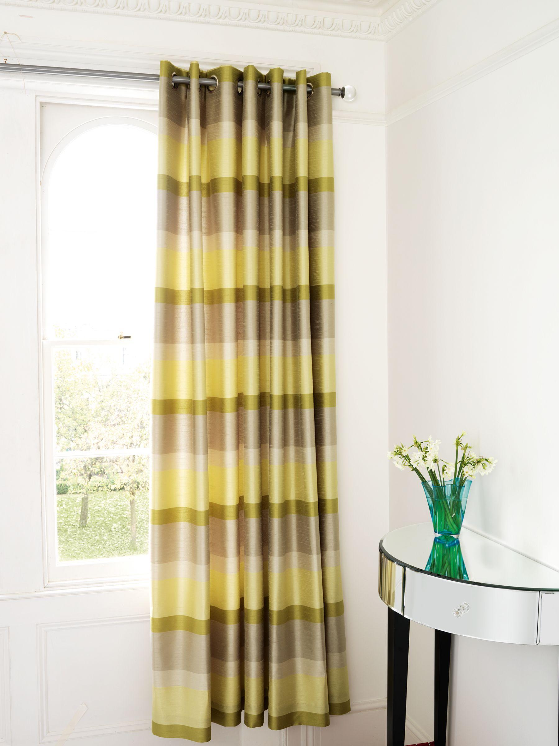 Curtains Stripes Design