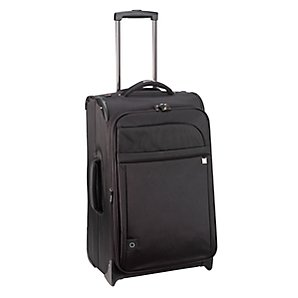 Antler New Size Zero Trolley Cases, Black, Large