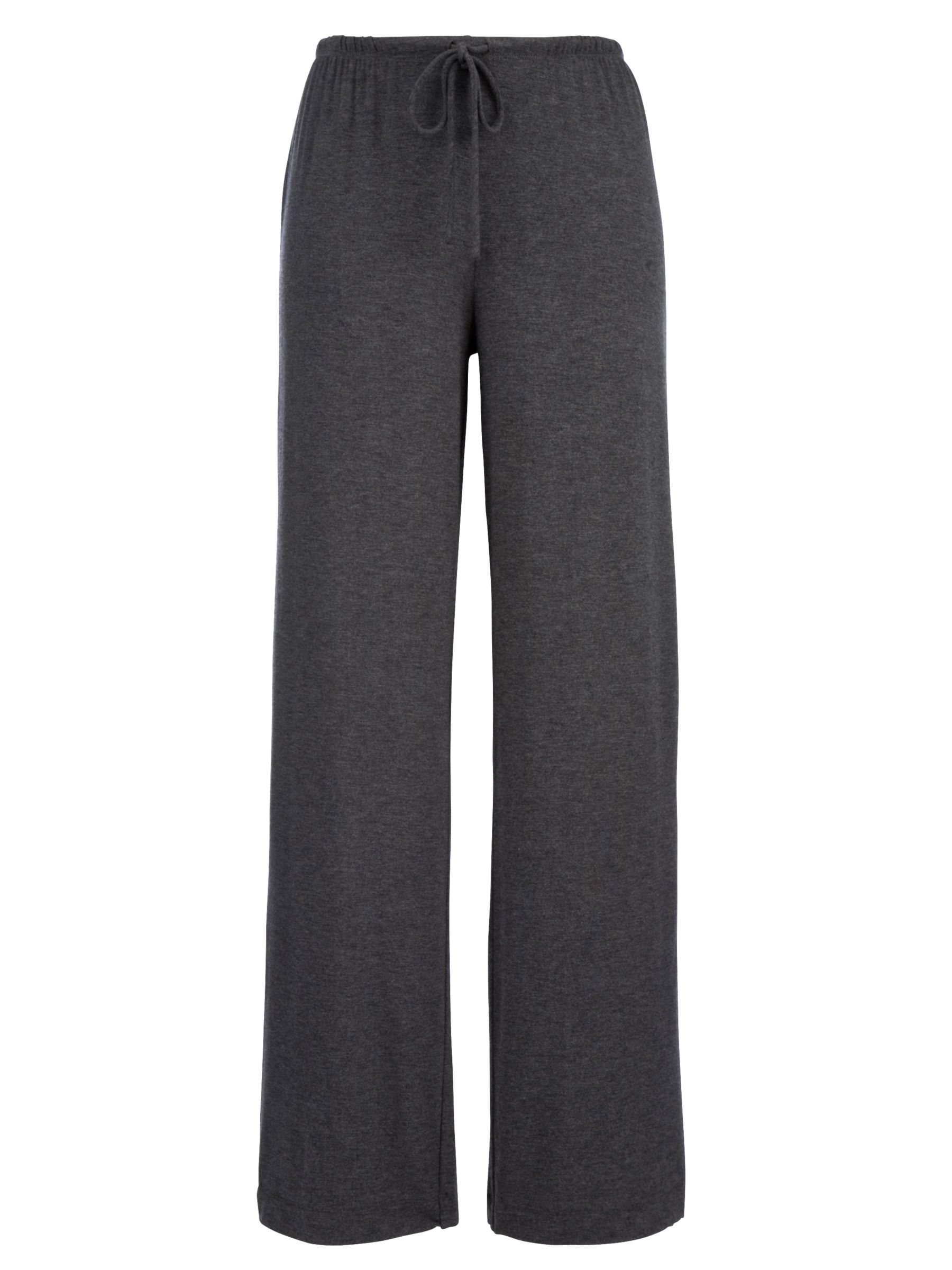 DKNY Seven Easy Pieces Drawstring Pyjama Trousers, Charcoal
