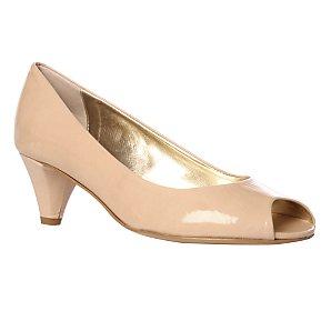 Tan Ladies Court Shoes John Lewis