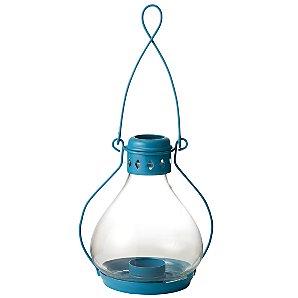 John Lewis Madeira Lantern, Kingfisher, Large