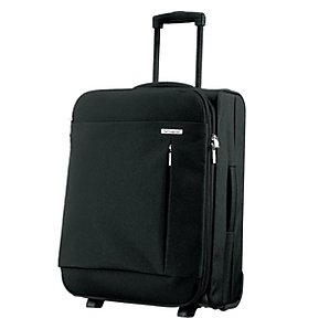 Samsonite Scape Expandable Trolley Cases, Black, Small