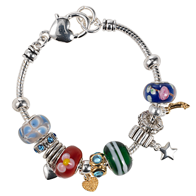 £20 John Lewis Women Multicoloured Bead Bracelet
