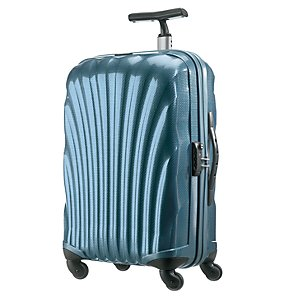 Samsonite Cosmolite Spinner Trolley Cases, Blue, Small