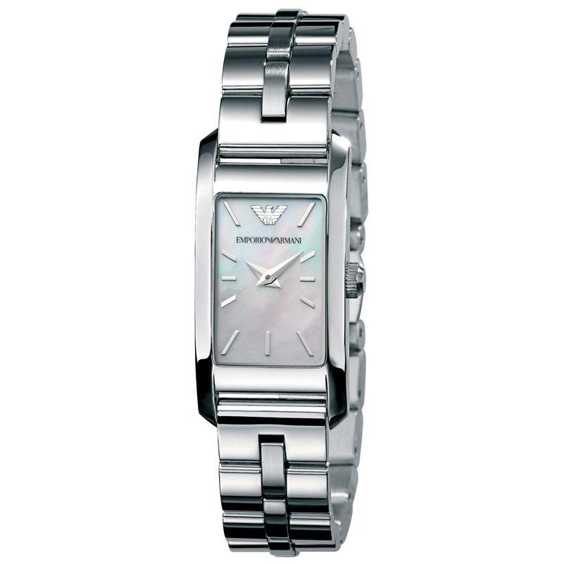 Emporio Armani Ladies Donna Classic Bracelet Watch at John Lewis