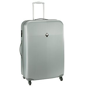 Antler Flyweight Trolley Cases, Silver, L