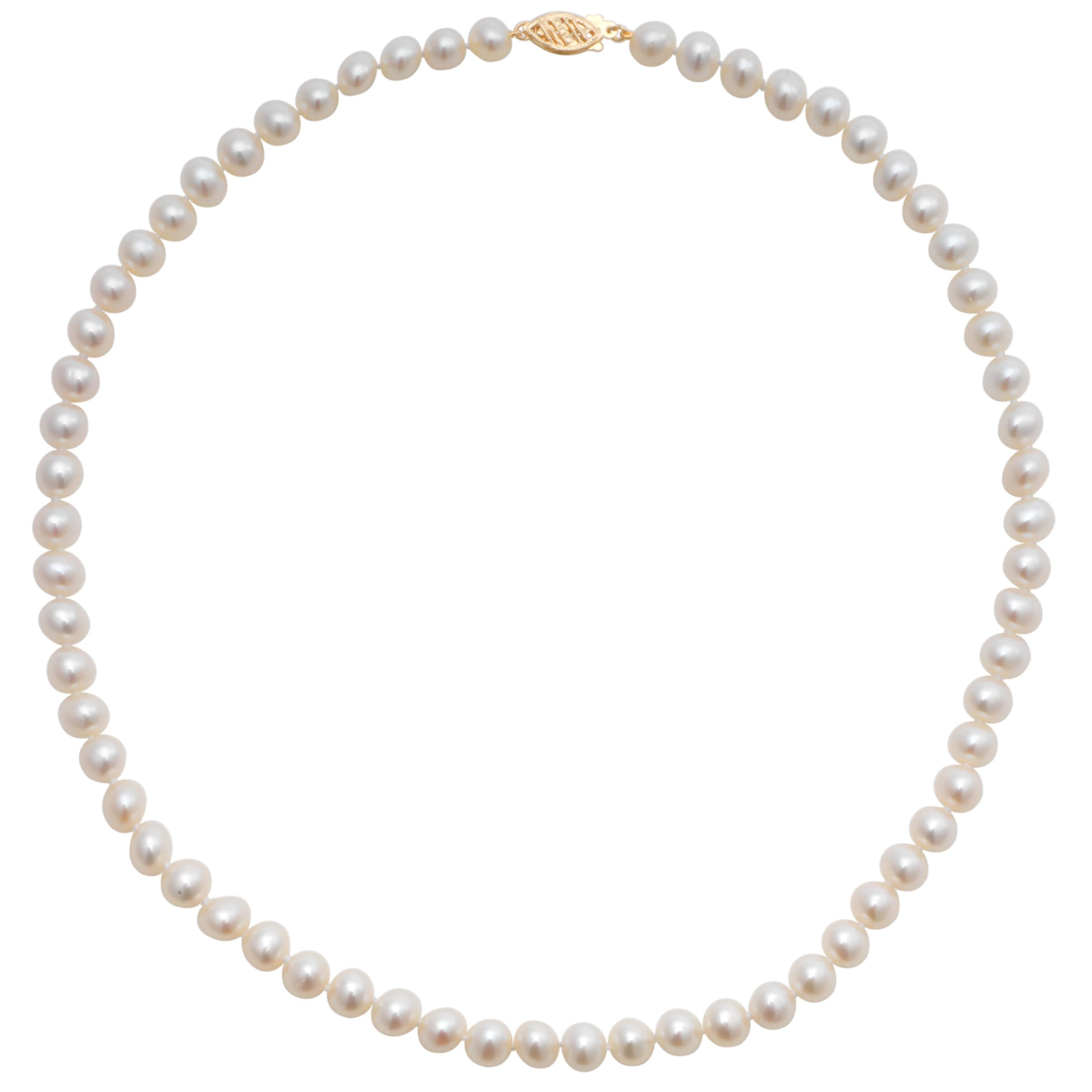 Freshwater Cultured Pearls 18