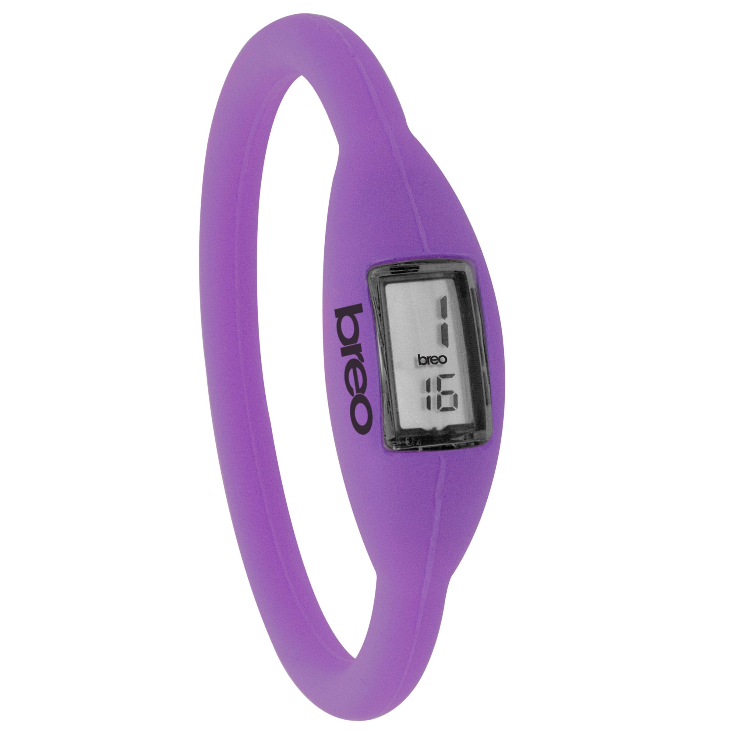 Breo Roam B-TI-RO4 Digital Sports Watch, Purple
