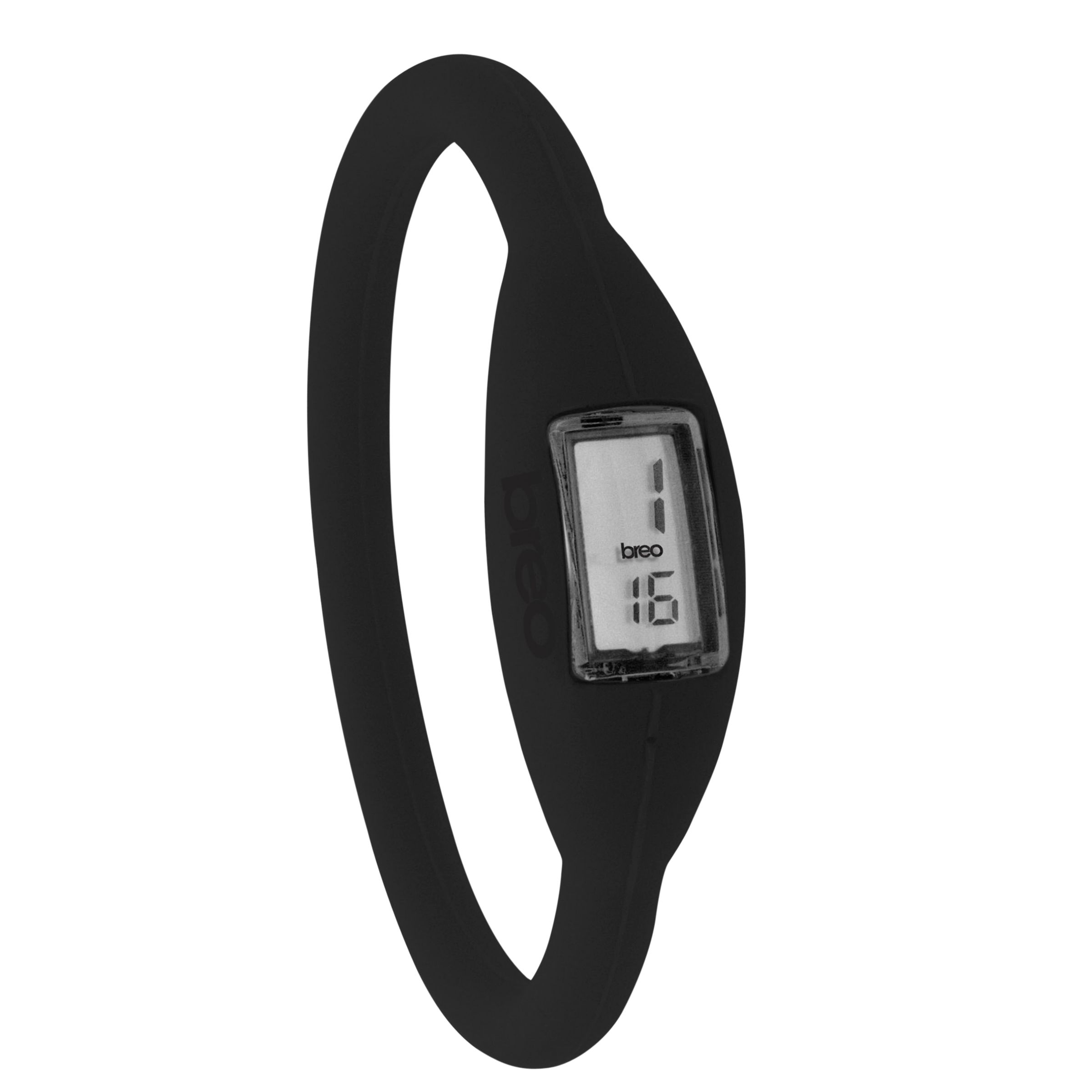 Breo Roam B-TI-RO7 Digital Sports Watch, Black