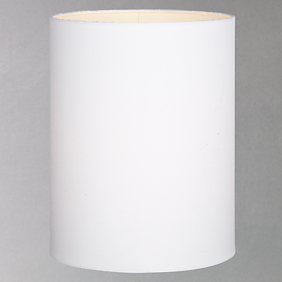 Lamp Shades Online on Tall Cylinder Shade White 20cm Online At Johnlewis  Com John Lewis