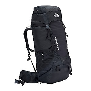 The North Face Terra 65 Litre Back Pack, Black