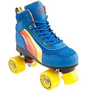 Stateside Skates Rio Roller Skates, Blue, 5