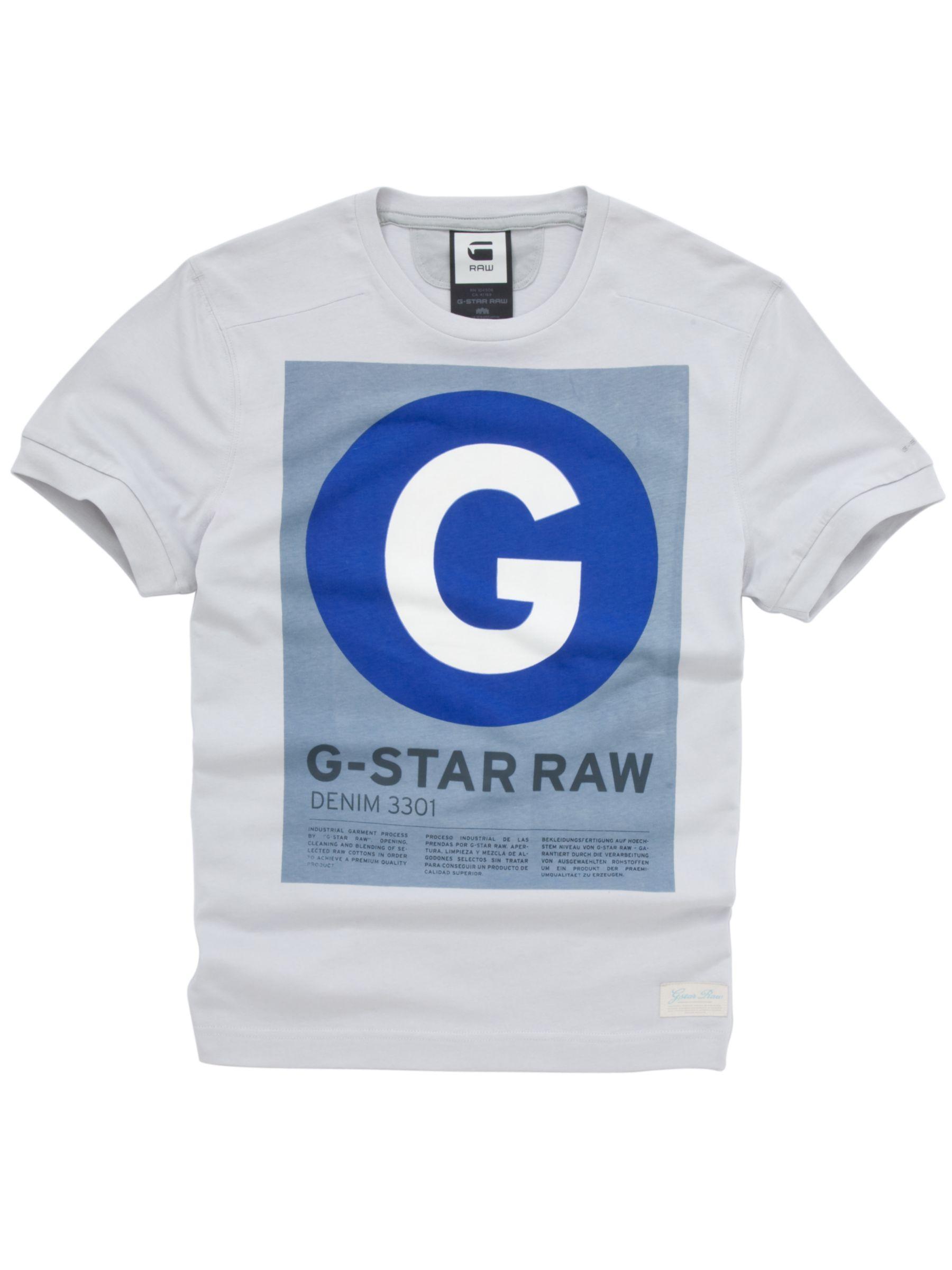 Station Logo Print T-Shirt, Wacom