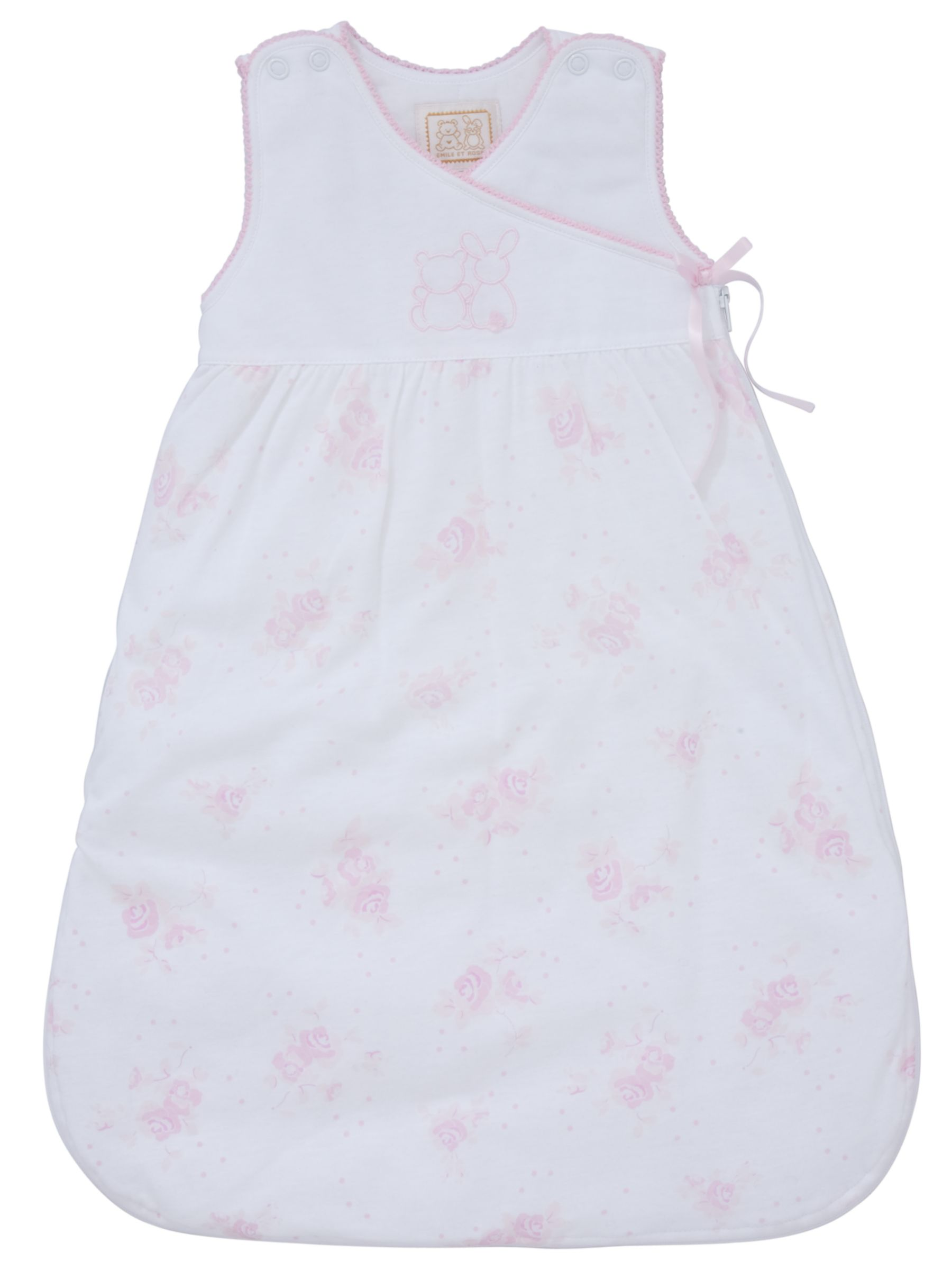 Floral Sleeping Bag, 2.5 Tog,