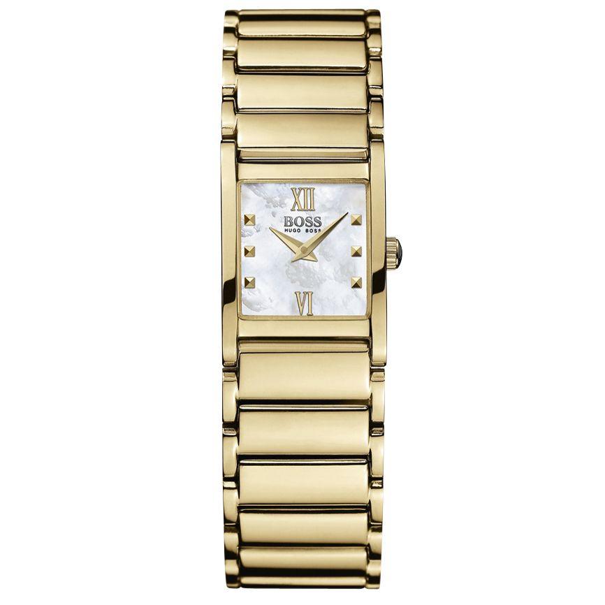 Hugo Boss HB-4017 Ladies Quartz Mother of Pearl Bracelet Watch