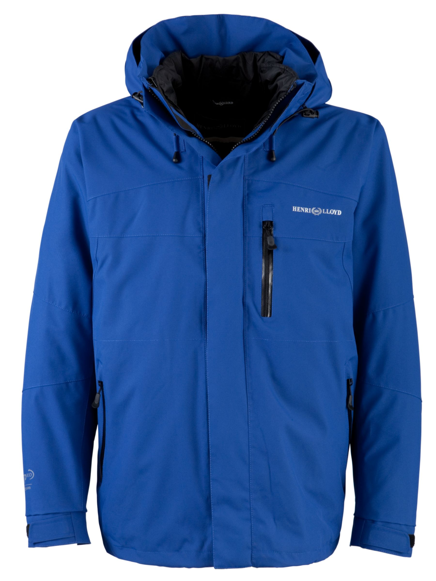 Henri Lloyd Brightstone Jacket, Pacific blue at John Lewis