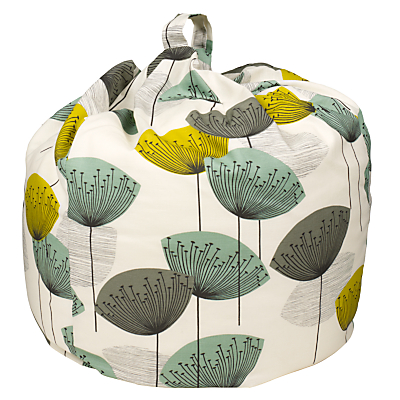 Buy Sanderson Dandelion Clocks Beanbag, Chaffinch online at JohnLewis.com - John Lewis
