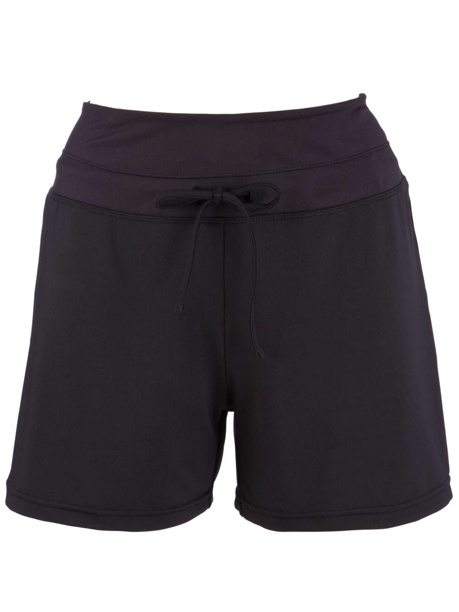 John Lewis Active Shorts, Black