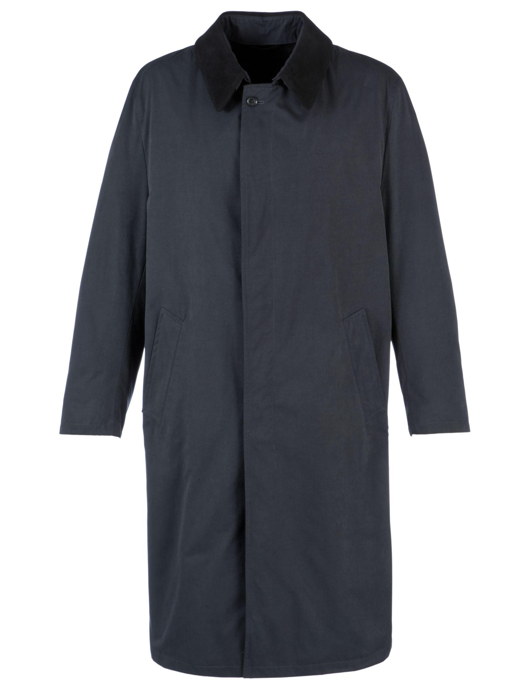 Bugatti Detachable Lining Raincoat, Black at John Lewis