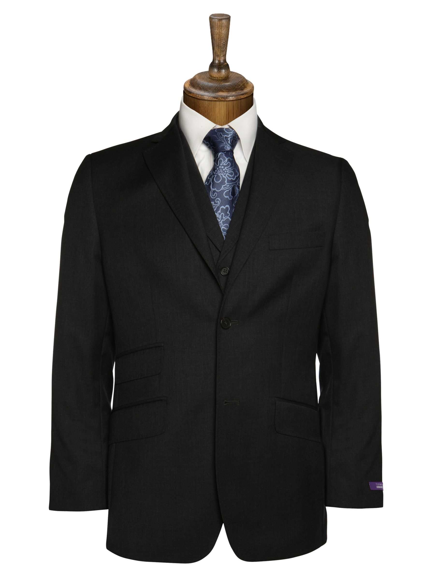 Ted Baker Portee Pick 'N' Pick Jacket, Charcoal at JohnLewis