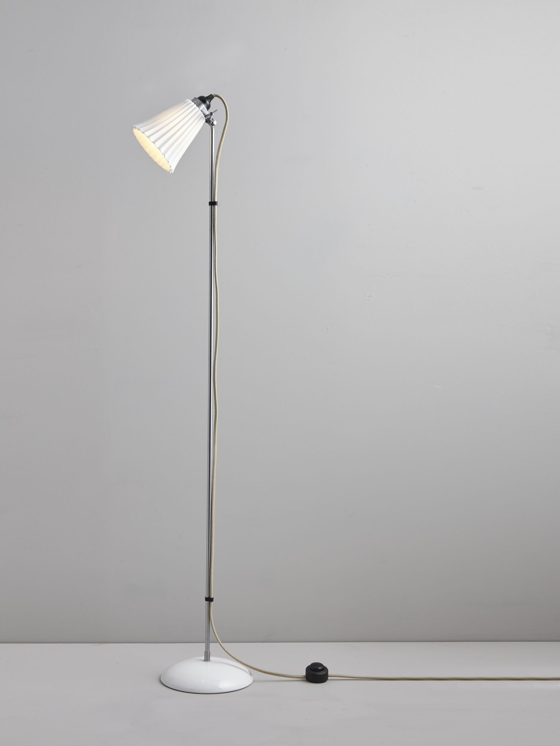 Hector Pleat Floor Lamp